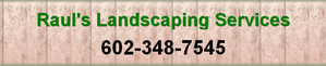 Anthem, Cave Creek, Scottsdale, Phoenix, Arizona - Landscaping Lawncare Services - Testimonials